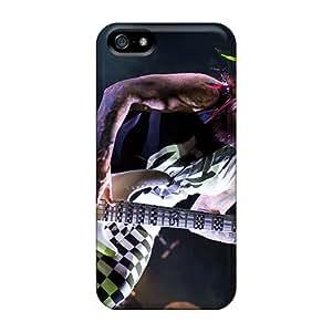 Iphone 5/5s Qji1277MHeT Customized Trendy Breaking Benjamin Skin Protective Hard Phone Case -ChristopherWalsh