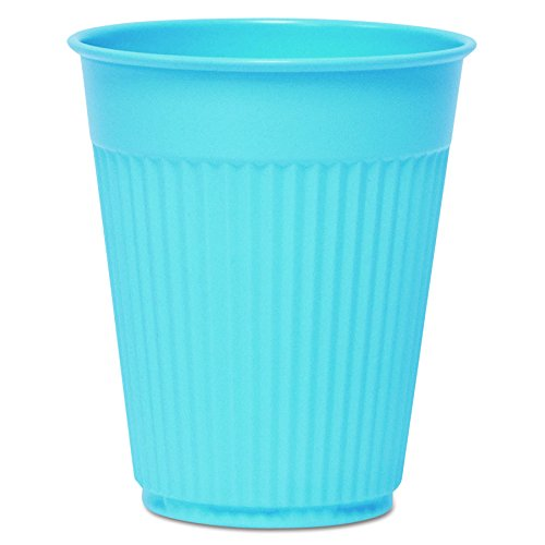 SOLO PCF5B Polystyrene Medical and Dental Cup, Fluted, 5 oz. Capacity, 3