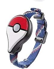 Metermall Horloge Voor Nintend Pokemon GO Plus Bluetooth Polsband Armband Horloge Game Toy Smart Polsband, Charging model + smart switch version