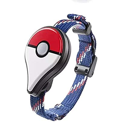 ACHICOO For Nintend poke mon Plus Bluetooth Wristband Bracelet Watch Game Toy Smart Wristband Charging model smart sw itch version Estimated Price -