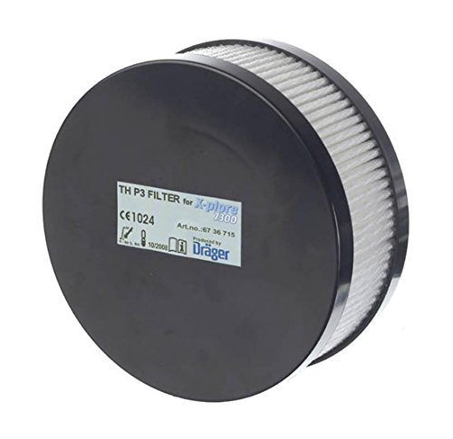 Drä ger Partikelfilter TH/M3 P SL R fü r X-plore 7300 Dräger 6736715