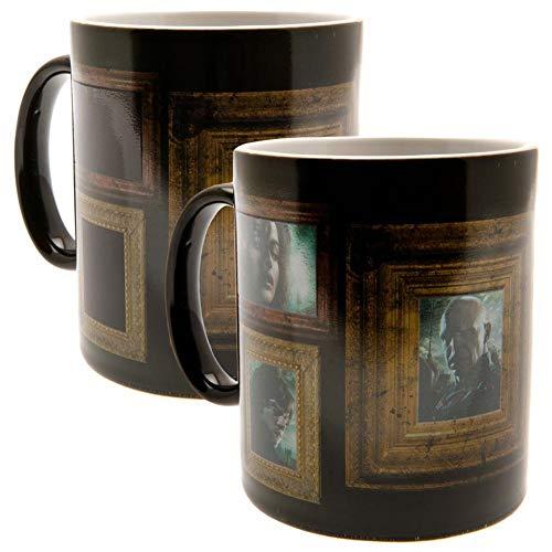 Harry Potter Thermoeffekt-Tasse Portraits - Potter Portrait
