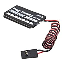 Heng Heng - Low voltage Monitor RC Receiver battery Indicator 7 LED