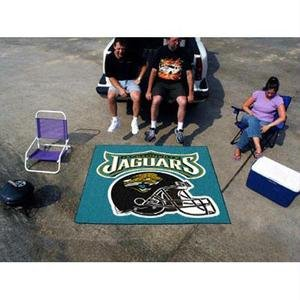 Fan Mats Jacksonville Jaguars Tailgater Rug, 60