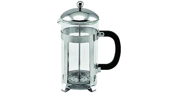 Winco fpcm-33, 33-ounce prensa francesa cafetera eléctrica: Amazon ...