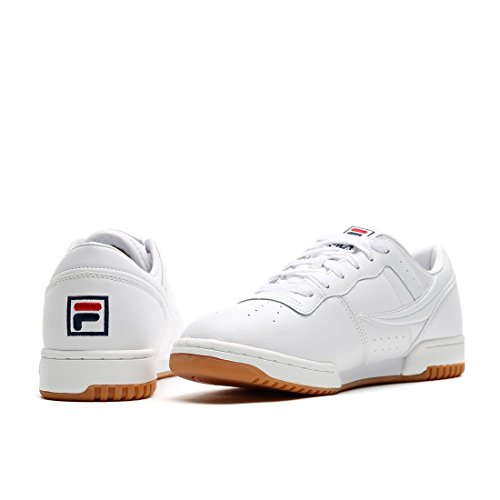 Fila Original Fitness Sneaker Uomo 1VF80172 150 White Fila Navy Fila Red