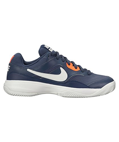White Multicolore Hyper Fitness 403 Blue Homme Cly Lite Chaussures Thunder Court Nike de Orange 6OUwvOP