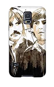 Galaxy Case Cover Specially Made For Galaxy S5 Awesome The Beatles