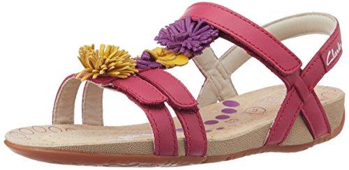 Clarks Girl's Rio Flower Fashion Sandals