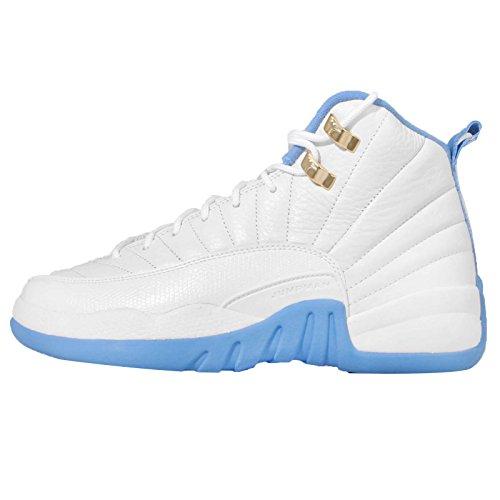 Jordan Big Kids Air 12 Retro Basketball Shoe