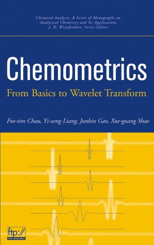 Chemometrics: From Basics to Wavelet Transform (Chemical Analysis: A Series of Monographs on Analytical Chemistry and It