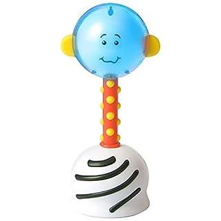 SmartNoggin NogginStik Developmental Light-Up Rattle - Encourage Developmental Milestones from Infant - 12 months