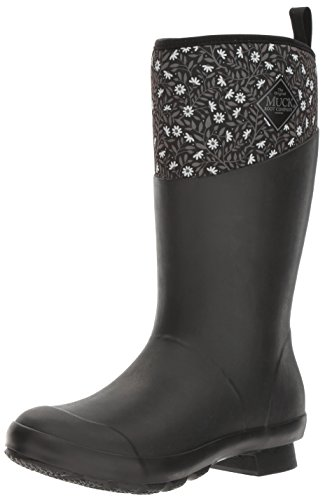 Women's Tremont Meadows Mid Muck Wellie Boot Boot Black Fashion Performance 5Uwz7qE