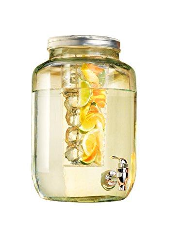 Home Essentials 2 Gallon Chiller/Infuser Beverage Dispenser