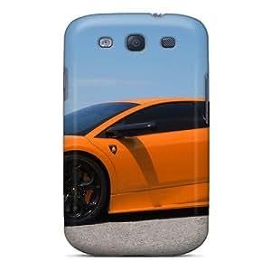Shock-dirt Proof Dmc Lamborghini Aventado Case Cover For Galaxy S3