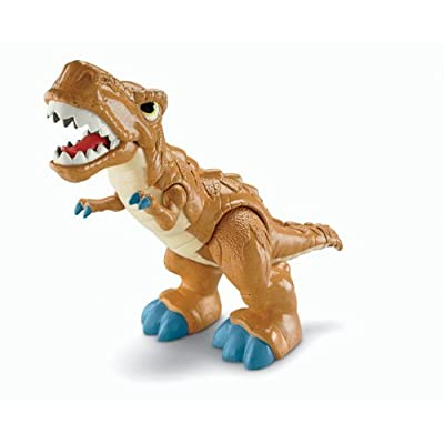 15 Inch Fisher-Price Imaginext Mega T-Rex: Toys & Games