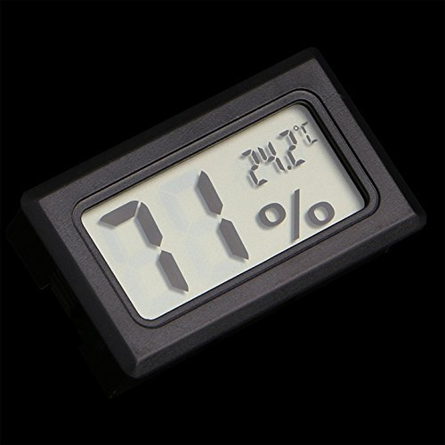 Digital Thermometer Temperature Humidity Hygrometer