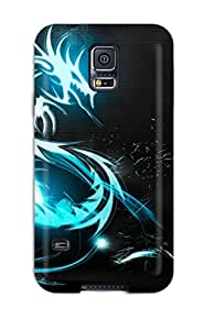 Premium Protection High Quality Case Cover For Galaxy S5 Retail Packaging