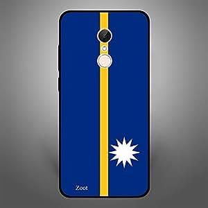 Xiaomi Redmi 5 Nauru Flag