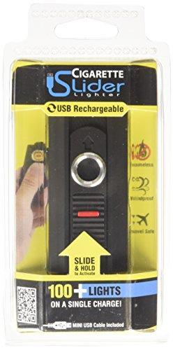 Pilot Slider USB Rechargeable Cigarette