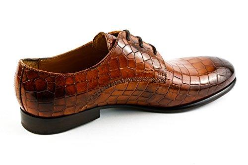 Melvin Hamilton Chaussures pour MH15 de Marron à Ville Lacets 1117 Femme amp; Marron gFwqrg