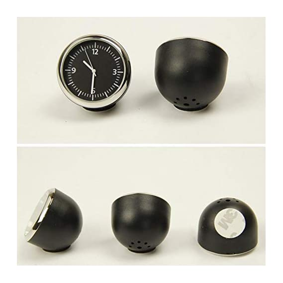 CarEmpire All Car Accessories for Your car (Analog Clock)