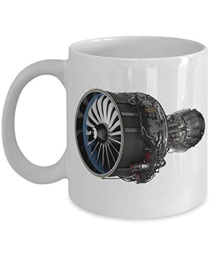 Boeing 737 Engine Mug Coffee Gift Pilot 15oz 11oz
