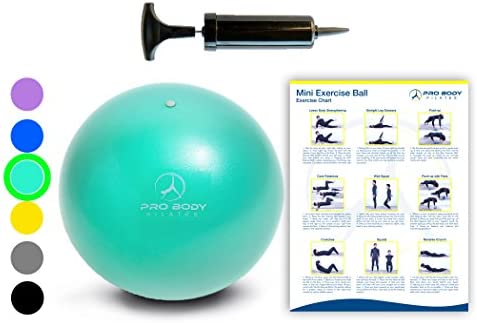Mini Exercise Ball Pump Stability product image