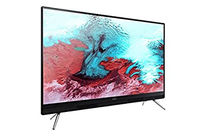 "Samsung UA-32K4000 32"" HD Multi System Slim LED TV w/ Free HDMI Cable, 110-240 Volt"