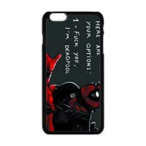 Happy Deadpool Cell Phone Case for Iphone 6 Plus