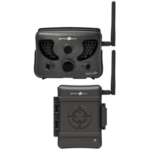 Wireless B/w Covert Camera Video - 5
