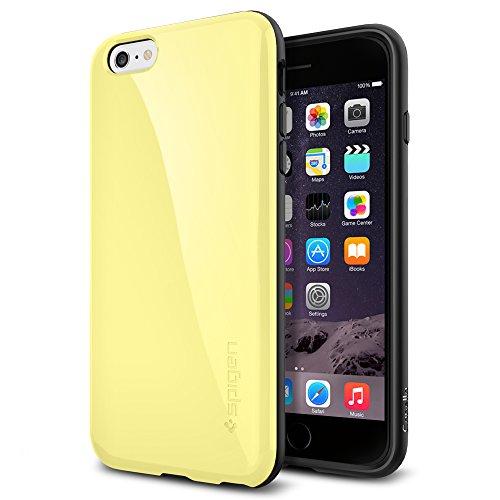 Spigen iPhone 6 Plus Case Capella Series Lemon Yellow SGP11086