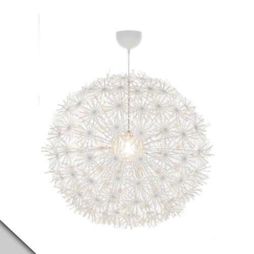 IKEA Modern Ceiling Pendant Lamp 32 Inch Diameter - PS MASKROS