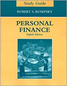 Personal Finance : Television Course by Robert S. Rosefsky (1982, Hardcover)