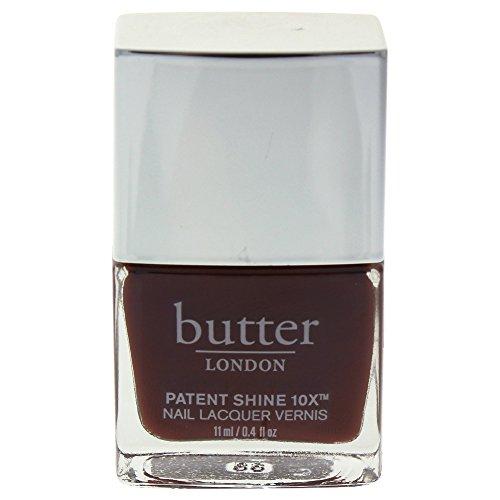 rust color nail polish - 1