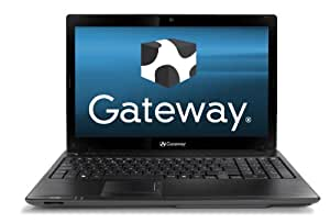 Gateway NV55C38u 15.6-Inch Laptop (Satin Black)