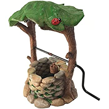 Amazon Com Top Collection Miniature Fairy Garden And