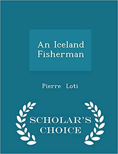 Book An Iceland Fisherman - Scholar's Choice Edition