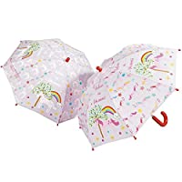 Floss & Rock Unicorn Color Changing Umbrella Standard