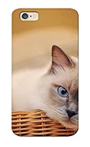 Defender Case For Iphone 6, Cat Cats Pattern, Nice Case For Lover's Gift