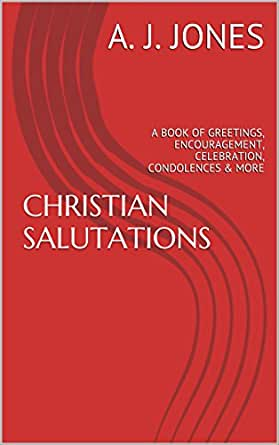 Amazon christian salutations a book of greetings kindle price 299 m4hsunfo