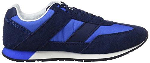 Suede Lufkin Blu Jogger Timberland Scarpe 019 Oxford Uomo Black Stringate Iris gxP6zdw6q
