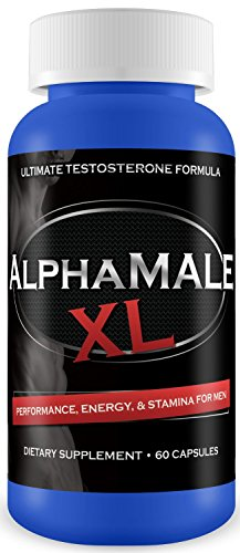 AlphaMaleXL – The #1 Most Potent & Powerful Male Enhancement Available! All Natural & Clinically Proven Ingredients Guaranteed to Work Or Your Money Back! 41XQODqfxwL