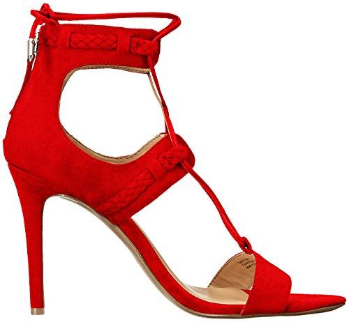 Zendaya Red Gladiator Starke by Sandal Women's Daya 4xA5qvw6x