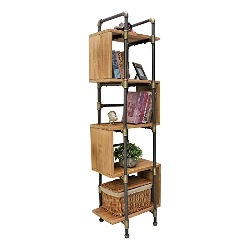 Furniture Pipeline Tucson Modern Industrial Etagere