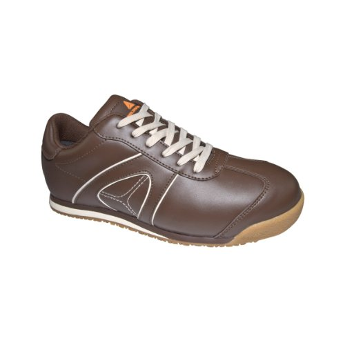 Delta Plus Unisex D Spirit S3 Leather Low Safety Trainers Brown cheap price discount from china AK37N