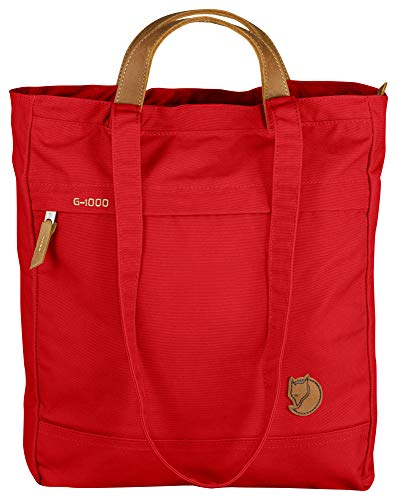 Fjallraven Totepack No. 1 - Minimalist Lightweight Zippered Tote with Internal Safety Pocket, Everyday Carry Tote