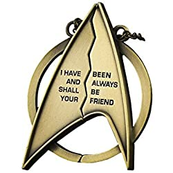 QMx Star Trek Friendship Necklace