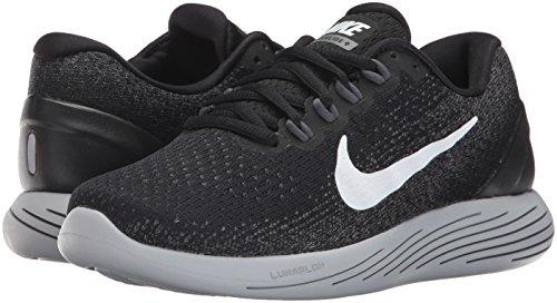 De white dark 9 Para 001 Mujer Running black Zapatillas Nike Grey Grey Multicolor wolf Lunarglide 4xzvntX