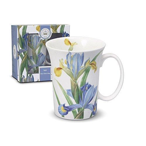 Royal Botanic Gardens Kew Iris Mug, 12-Ounce